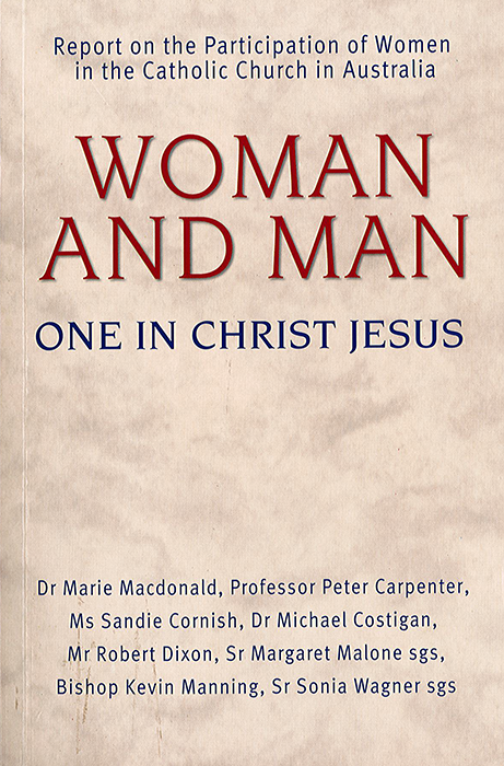 Woman Man Book Cover
